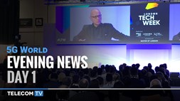 5G World Evening News – Day 1