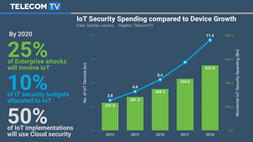 Improving IoT security with smart edge devices
