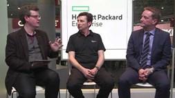 Hewlett Packard Enterprise universal IoT platform and partner program