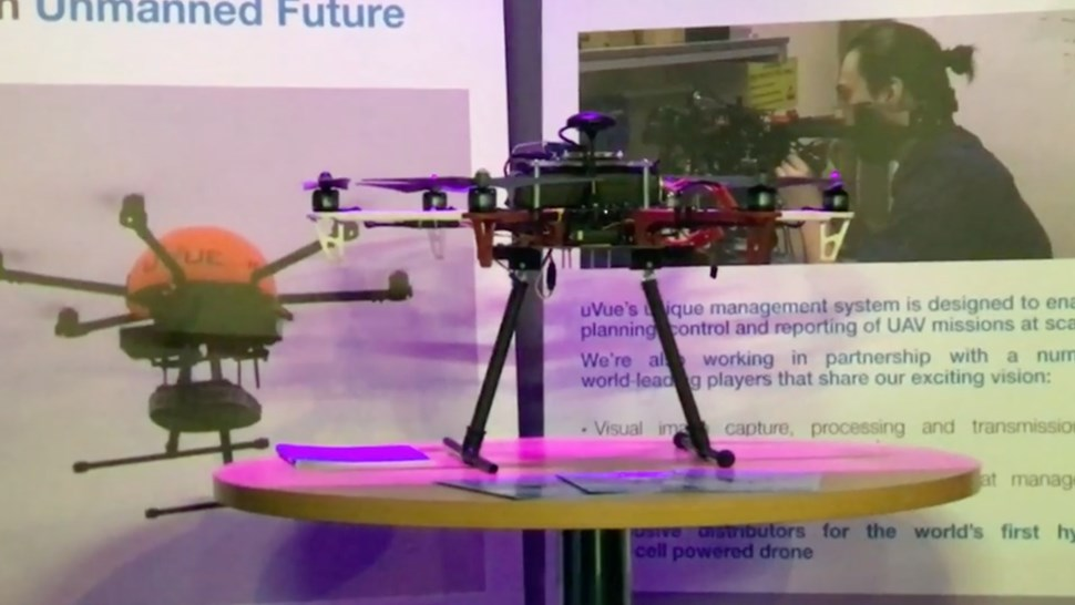 uVue BT drone