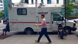 Verizon conducts live over-the-air VoLTE call on its LTE Cat M1 network