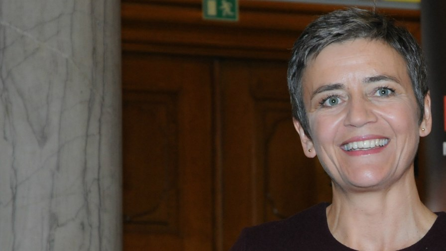Europe's Competition Commissioner, Margrethe Vestager:  via Flickr © bertel2rp (CC BY 2.0)