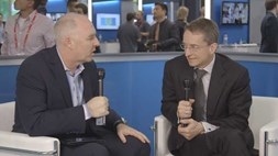 Pat Gelsinger, CEO, talks of the strategic importance of NFV and the service provider market to VMware