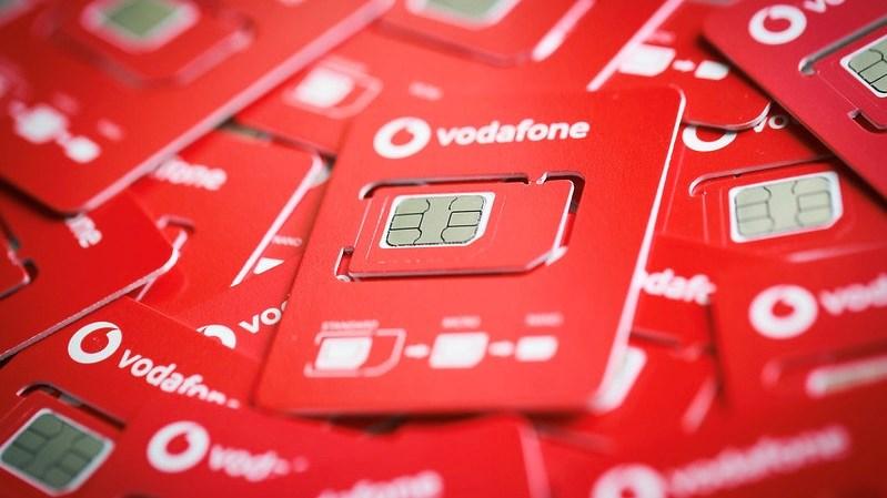 Picture courtesy of Vodafone