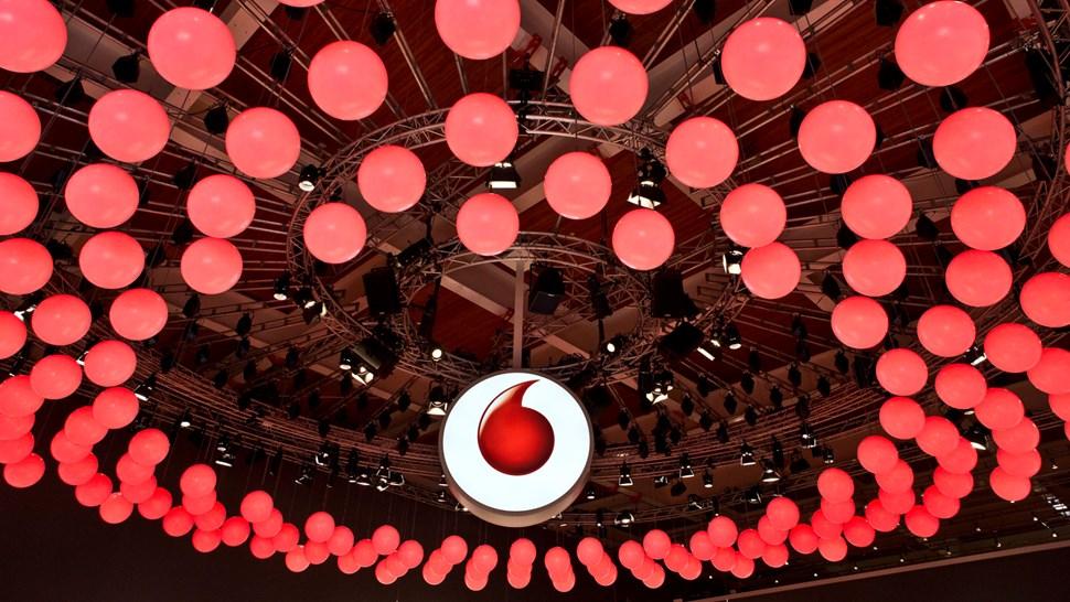 Vodafone CeBit