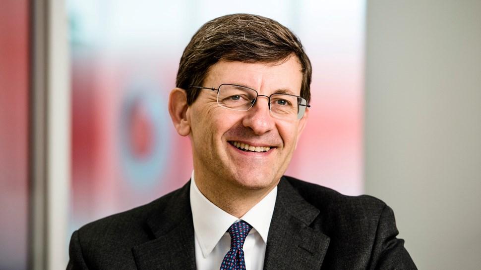 Vodafone Vittorio Colao CEO