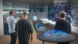 Microsoft outlines its strategy for its virtual and augmented reality platform