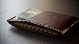 What's in your wallet? Oh, you don't have a wallet anymore…