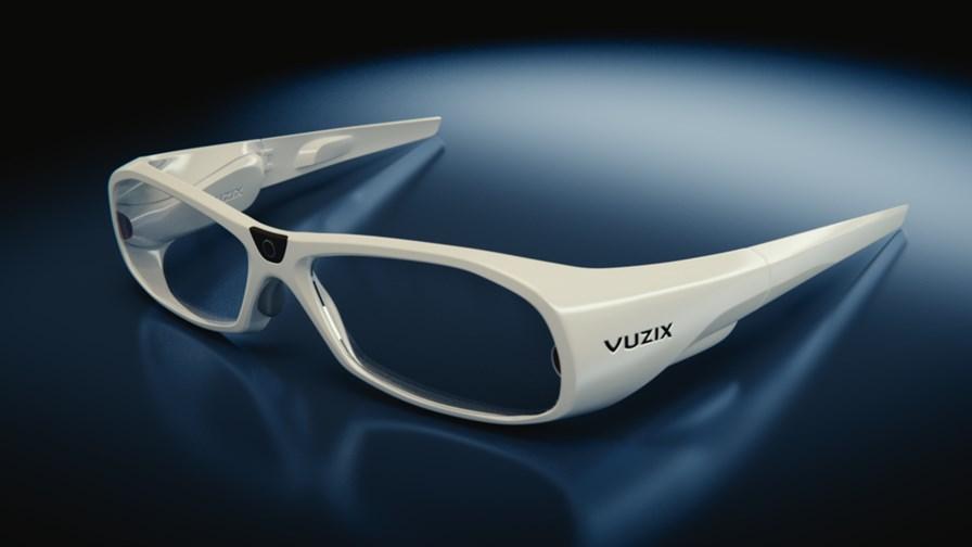 © Vuzix.  Waveguide prototype