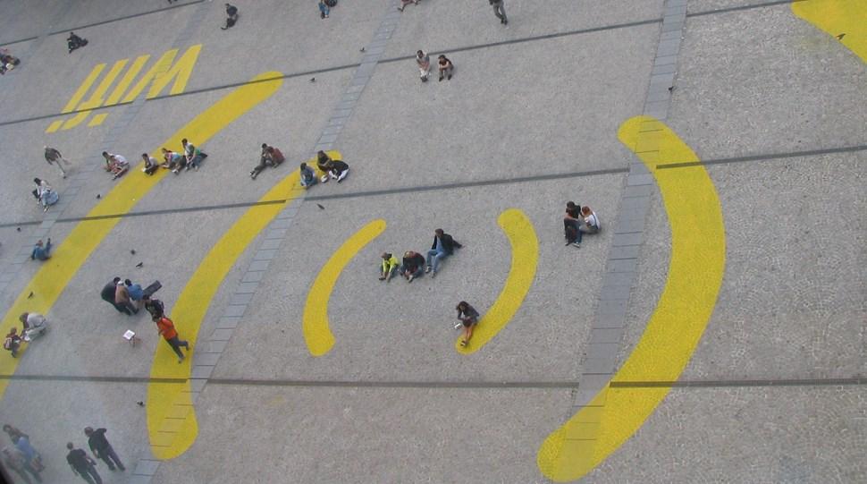 wifi positioniing