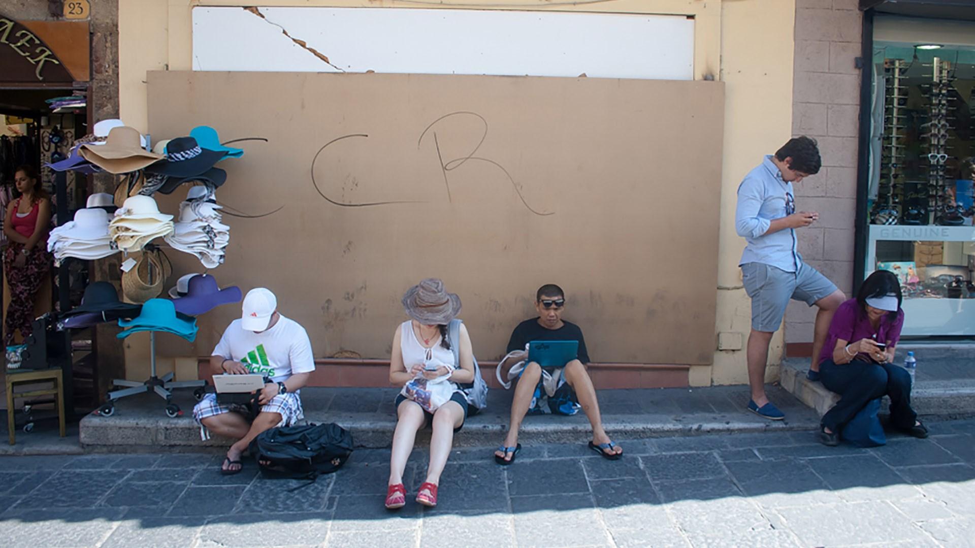 WiFi users