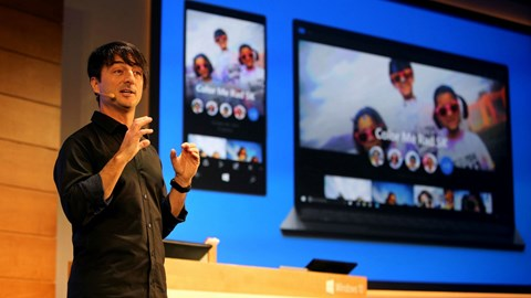 Microsoft bets on Windows 10 to unify its device-based services