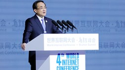 Conference lauds openness of Chinese Internet; during a year of unparalleled censorship