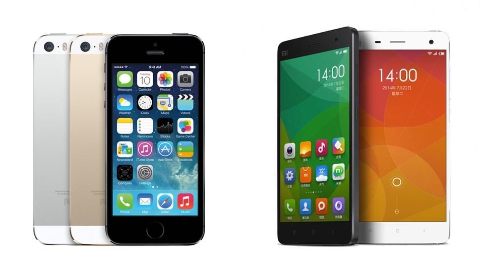 Xiaomi-montage