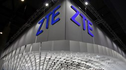"UK warns of ZTE ""security risks"" as US imposes trade ban"