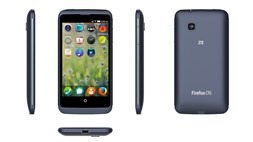ZTE launches its Firefox OS phone on eBay at £69